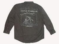 Panska kosile Harley-Davidson big back