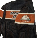 Kožená bunda Harley-Davidson Thunder Hill