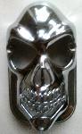 CHROME SKULL TOMBSTONE TAILLIGHT Skull kryt - na zadní světlo 98649