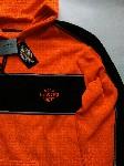 Pánská mikina Harley-Davidson Hi-Vis Hooded Pullover Sweatshirt