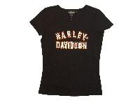 Dámské tričko Harley-Davidson Bling tee