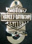 Otevírák nástěnný Harley-Davidson