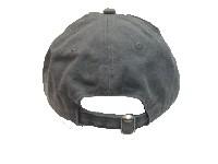 Čepice Harley-Davidson skull šedá