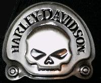 Přezka Harley-Davidson