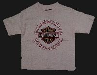 Dětské oblečení Harley-Davidson tričko