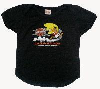 Dětské oblečení Harley-Davidson  Black tee